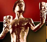 List of TV Nominees for SAG awards  (part 1)