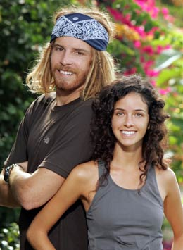 Hippies win a million dollars from Amazing Race