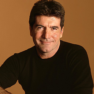 Simon defends American Idol (and meets biggest fan)