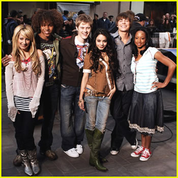High School Musical reality show?