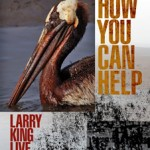 Larry King hosting oil spill telethon tonight