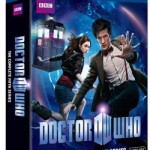 <I>Doctor Who</I> comes to home video with extras