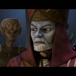 'Clone Wars' Imports George Lucas' Movie Character