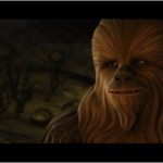 Chewbacca Comes to Clone Wars